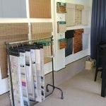 Ashwood Blinds Brisbane's showroom
