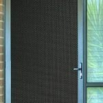 Limited Vision Mesh (DVA) security door