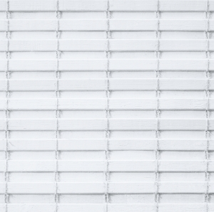 Woven Bamboo White material