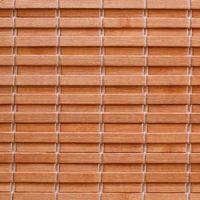 Woven Bamboo Golden Oak material